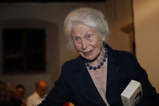 Mary De Rachewiltz